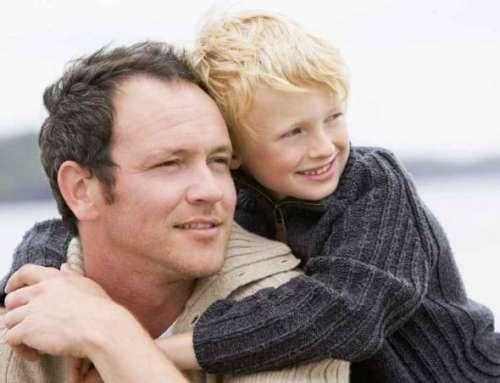 Отношения ребенка и отчима
