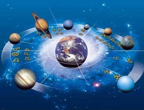 Сатурн на орбитах